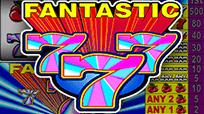 Бесплатный автомат Fantastic Sevens